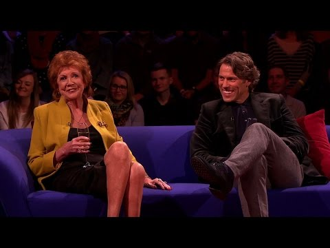 Why Cilla's on the show - Backchat with Jack Whitehall and His Dad: Series 2 Episode 5 - BBC Two