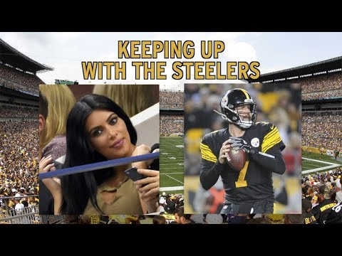 Video: Keeping Up With The Steelers: Kim Kardashian Is Ben Roethlisberger?