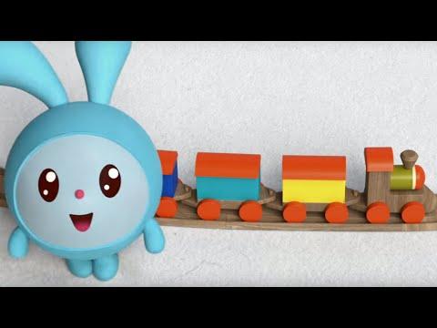 Малышарики - Самолётик - серия 23 - обучающий мультик для малышей