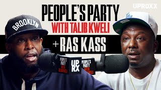 """Talib Kweli And Ras Kass Talk Nature Of A Threat, Dr. Dre, Jail Time, Royce da 5'9"""" 
