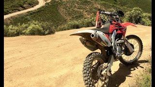 8. GoPro: CRF250X Trail Ride