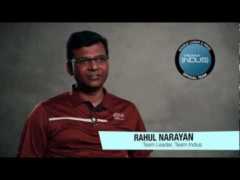 Team Indus Interview @2012 Google Lunar X PRIZE Team Summit