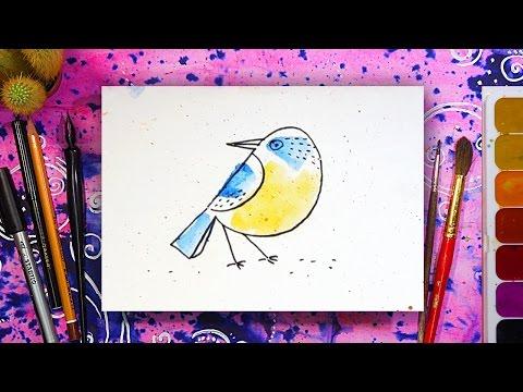 Как нарисовать вшопе открытку