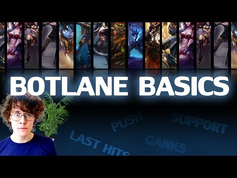 Basics - Subscribe here: http://bit.ly/168j0QO --------------------------------------------- - Help each other last hit under turret! - Help each other push the lan...