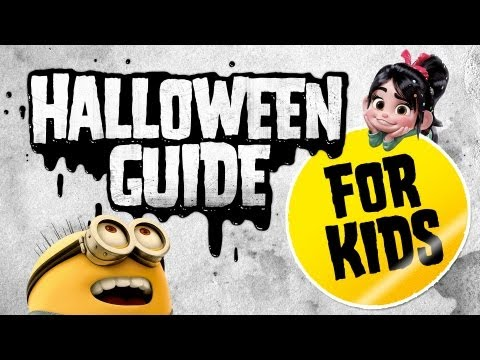Kid's Halloween Movie Costume Guide 2013 – HD