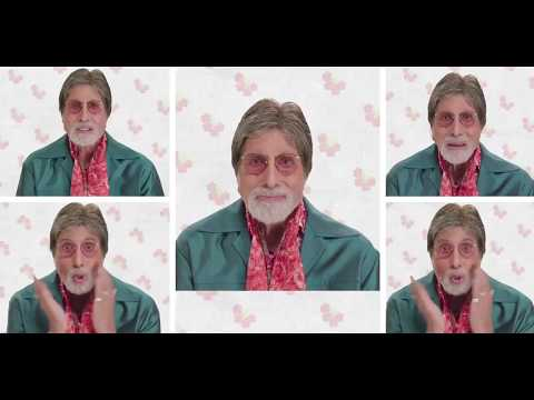 Navratna Oil-Navratna Oil reveals Acapella avatar of Amitabh Bachchan