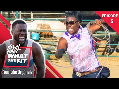 Recreational Rodeo with Leslie Jones | Kevin Hart: What The Fit Episode 5 | Laugh Out Loud Network - Thời lượng: 13:19.