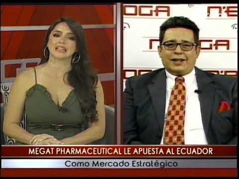 Megat Pharmaceutica le apuesta al Ecuador como mercado estratégico