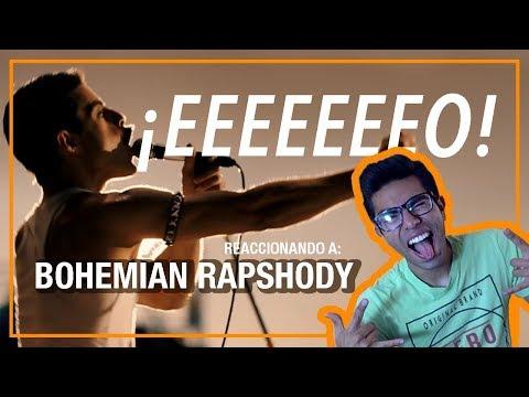 Bohemian Rhapsody (Trailer) - REACCIÓN / La Cartelera