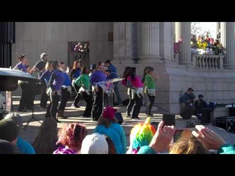 Bella Diva Dance   Denver Women's March   Jan  21, 2017