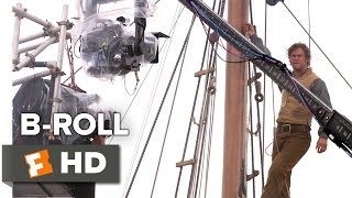 In the Heart of the Sea B-ROLL 1 (2015) - Chris Hemsworth, Cillian Murphy Movie HD