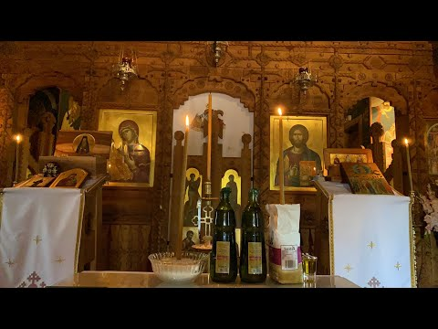 2020.06.02 Direct Taina Sfântului Maslu - Office de l'onction des malades, LIMOURS