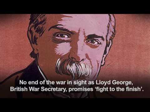 RTÉ News Now: Century Ireland Gallery, 28 September - 11 October 1916