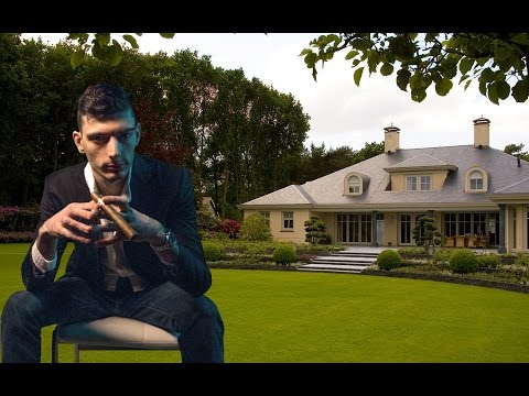 Update from Ice Poseidon in his 'new' backyard [PERISCOPE: 17-01-2017]