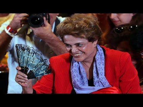 Βραζιλία: Πιο κοντά η δίκη για το πολιτικό μέλλον της Ντίλμα Ρούσεφ