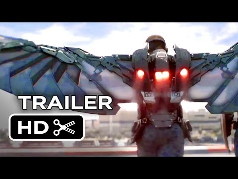 Captain America: The Winter Soldier Official Trailer #2 (2014) - Marvel Movie HD