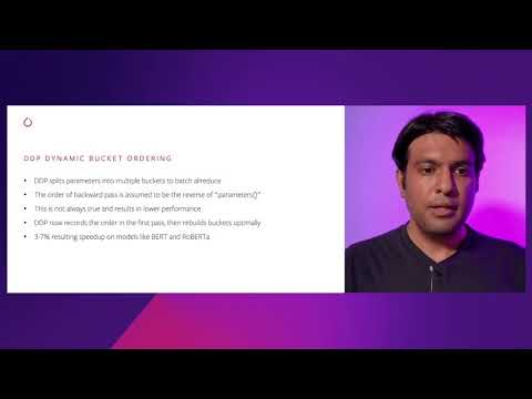 PyTorch Distributed Data Parallel | PyTorch Developer Day 2020