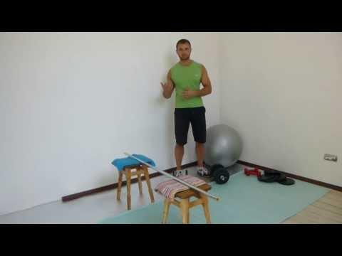 Как накачать двуглавую мышцу бедра