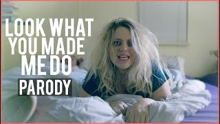 Video Taylor Swift - Look What You Made Me Do (PARODY) MP3, 3GP, MP4, WEBM, AVI, FLV Januari 2018