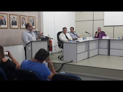 Câmara reúne poder público e Sanepar para discutir questões sobre racionamento de água no Município