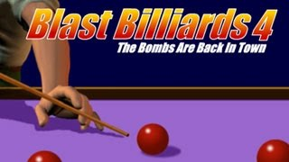 BLAST BILLIARDS 4 Walkthrough