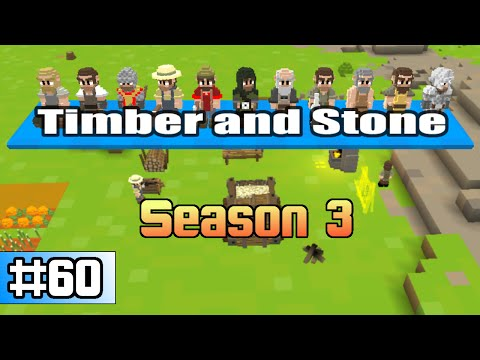 Timber and Stone - Underground Stuff (S03 E60)