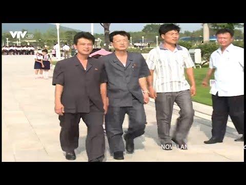 Cách ăn mặc của người dân Triều Tiên có điều gì đặc biệt?   VTV24 - Thời lượng: 2 phút, 48 giây.