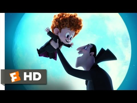 Hotel Transylvania 2 (6/10) Movie CLIP - Learning to Fly (2015) HD