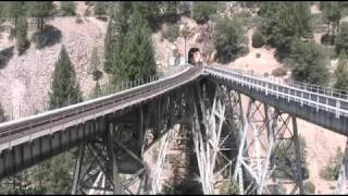 Video The Amazing Feather River Railroads-see the Seven Railroad Wonders of the World! MP3, 3GP, MP4, WEBM, AVI, FLV Agustus 2019