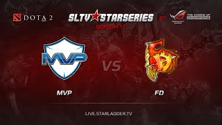 FD vs MVP Phoenix, game 2