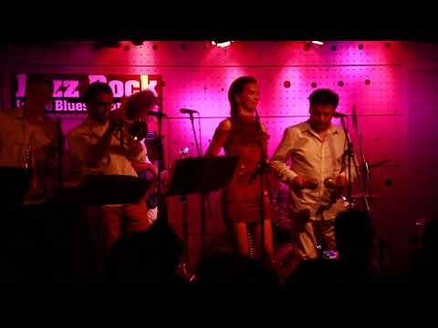 Caribe a Radka Pavlovčinová - JazzDock - Besame mucho