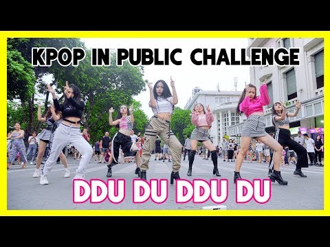 [KPOP IN PUBLIC CHALLENGE] BLACKPINK '뚜두뚜두 DDU-DU DDU-DU' | Cover by GUN Dance Team from Vietnam - Thời lượng: 3:42.