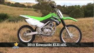 8. MXTV Bike Review Kawasaki KLX140L