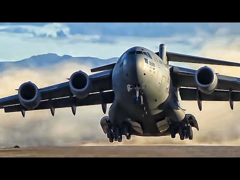 Compilation video of the huge USAF...