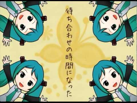 398   【初音ミク】トルコ行進曲   オワタ\^o^/【PV DVD】
