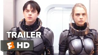 Nonton Valerian And The City Of A Thousand Planets Official Trailer   Teaser  2017    Movie Film Subtitle Indonesia Streaming Movie Download