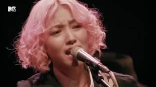 MAMI - KOE (Acoustic)   SCANDAL 11th Anniversary LIVE   HD
