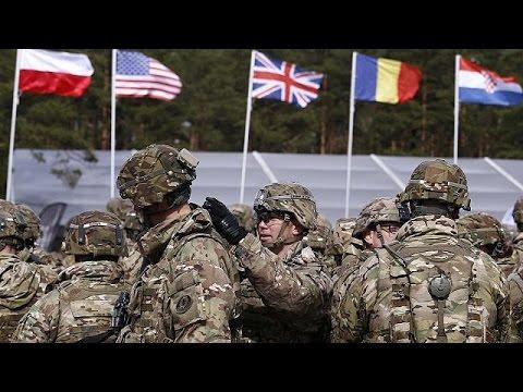 Εγκαταστάθηκε στην Πολωνία τάγμα 1.200 ανδρών του ΝΑΤΟ