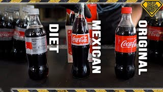 Freeze Dried Coke is Weird