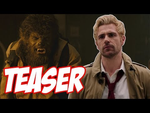 Constantine vs Heatwave & New Werewolf Character - Legends of Tomorrow Season 4