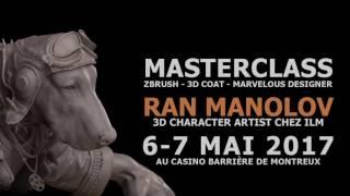 Masterclass avec Ran Manolov