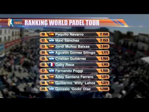 Programa 09 World Padel Tour hd