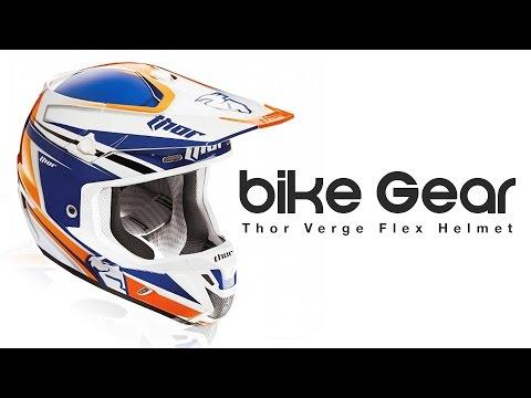 Thor Verge Flex Helmet - Bike Gear Review