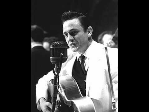 Tekst piosenki Johnny Cash - The Man on the Hill po polsku