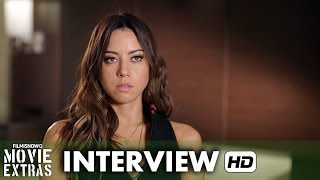 Dirty Grandpa (2016) Behind the Scenes Movie Interview - Aubrey Plaza is 'Lenore'