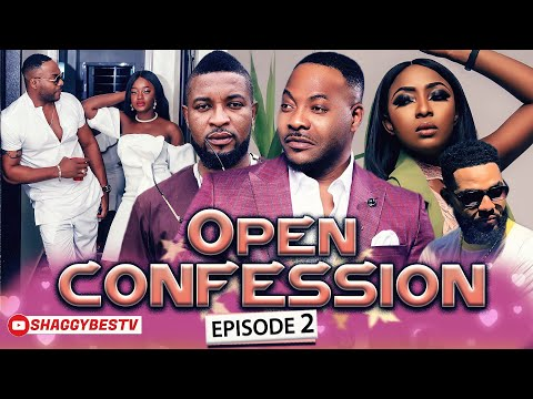 OPEN CONFESSION EPISODE 2 (New Hit Movie) Latest Shaggy/Nino 2020 Nigerian Nollywood Movie Full HD
