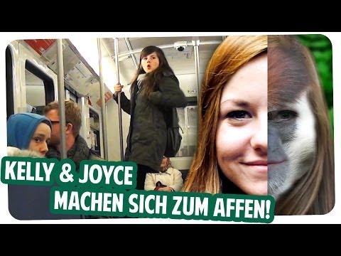 Streetcomedy mit MissesVlog in Hamburg! Peinlich benehmen = Spaß