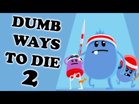 DEATH OLYMPICS | Dumb Ways To Die 2