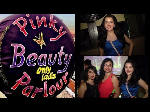 Akshay Singh & Bahnishikha Celebrates Their Success Of Movie Pinky Beauty Parlour