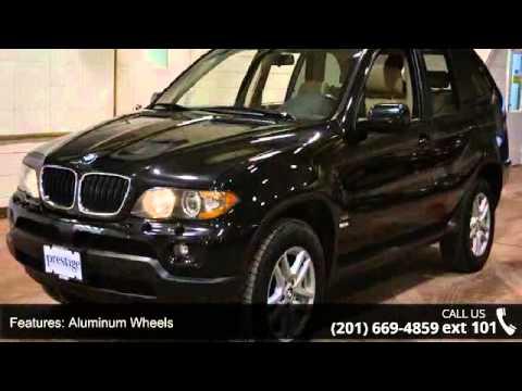 2005 BMW X5 3.0i - Prestige Pre-Owned Franklin Turnpike -...